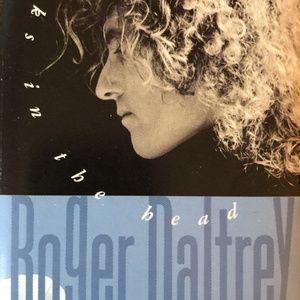 Roger Daltrey Rocks In Your Head Mint Cassette